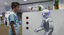 Robot Receptionists Greet Patients At Belgian Hospitals