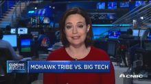 Mohawk Tribe sues Microsoft, Amazon for patent infringeme...
