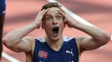 Five great Olympic athletics moments