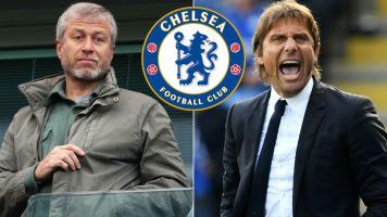 Conte snubs Abramovich in Chelsea statement