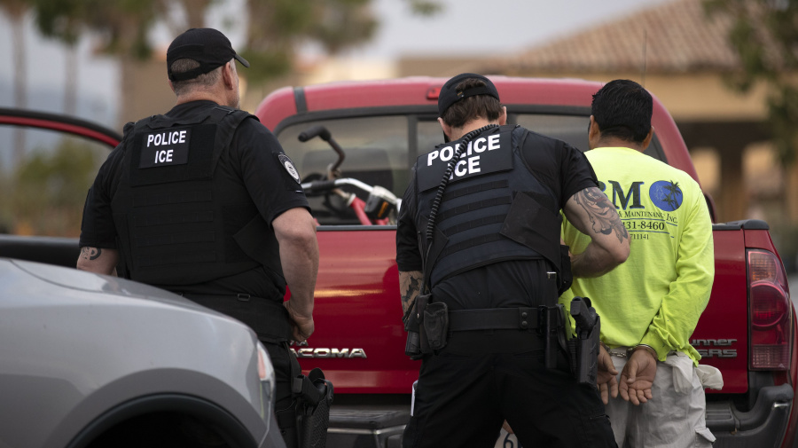ICE agents authorized to bypass immigration judges