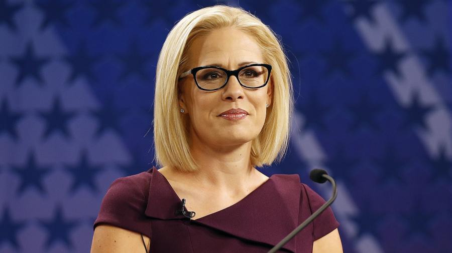 Democrat Kyrsten Sinema flips Ariz. Senate seat