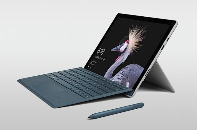 Microsoft's Surface Pro gets LTE Advanced option this December