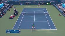 US Open, Zverev rimonta Coric (1-6; 7-5; 7-6; 6-3)