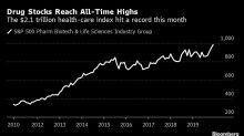 Drug Stocks Slide as Never-Ending Political Worry Gathers Steam