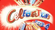 You likely haven't noticed how clever the Celebrations logo is