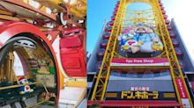 大阪驚安殿堂道頓堀店上的摩天輪原來是真的!從此可以坐上去看大阪的風景!點此看開幕日期及詳情