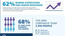 AMN Healthcare CSR Report Shows Sustainable Action in the Workforce, Community, and Marketplace