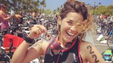 America Ferrera Keeps It Real After Completing Second Triathlon