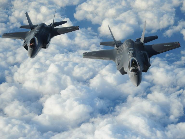 US military grounds entire fleet of F-35 fighter jets in wake of South Carolina ...