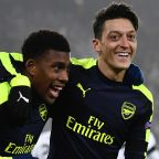 'Feels great to end the season on a high' – Iwobi revels in Arsenal's FA Cup glory