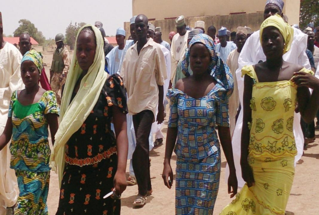 Can U.S. do anything to stop extremists from selling Nigerian girls to fund terror?