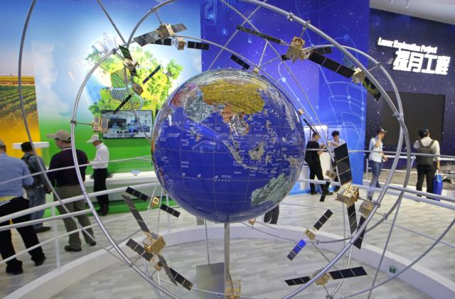 China's alternative to GPS should be complete by mid-2020