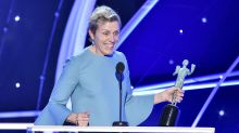 With more big wins at the PGA and SAG Awards, Oscar frontrunners emerge (hello, Frances McDormand)