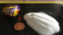 Exactly how much sugar is in a Creme Egg