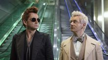 David Tennant and Michael Sheen team up to save the world in the 'Good Omens' trailer