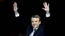 New poll puts Macron's party on top in French parliament vote