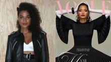 Así es Indya Moore, la estrella trans del número de noviembre de Vogue España