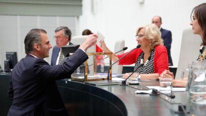 Vox cierra con éxito los pactos municipales con el borrón de Burgos