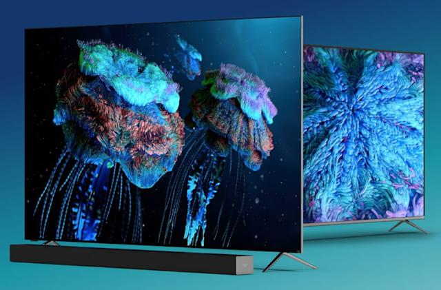 Vizio's 2019 4K TVs arrive with promise of AirPlay 2 and HomeKit support