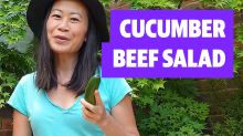 Kitchen Gardener: How to make a punchy Thai style beef salad