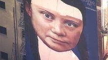Tomi Lahren slams Greta Thunberg mural