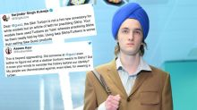 Gucci's $1000 turban sparks cultural appropriation row