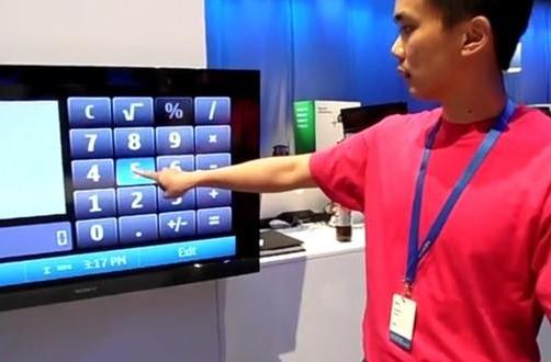Nokia's Plug and Touch turns your HDTV into a giant N8 (video)