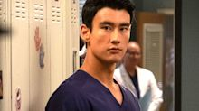 Grey's star opens up about Nico and Levi storyline