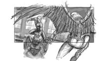 Spider-Man 4 Storyboards Reveal Mysterio And Vulture