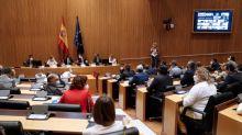Casado acusa a Sánchez de usar los indultos como coartada para cambiar de régimen