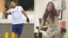 Mumbai Indians Captain Rohit Sharma's Latest Instagram Post is All About His Love for Wife Ritika (View Pic)