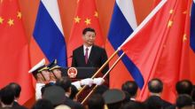 Xi says China must lead way in reform of global governance