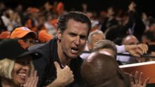 Gavin Newsom expects fans for Opening Day