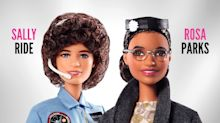 Rosa Parks And Sally Ride Are Getting Their Very Own Barbies