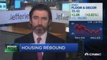 Jefferies' TJ Thornton on housing stocks to watch