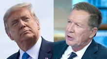 John Kasich claims Trump's concerns about mail-in voting are 'just a big joke'