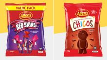Allen's unveils new names for controversial lollies