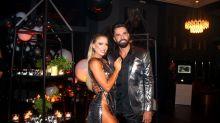 Latino faz festa ostentação com 200 garrafas de champagne