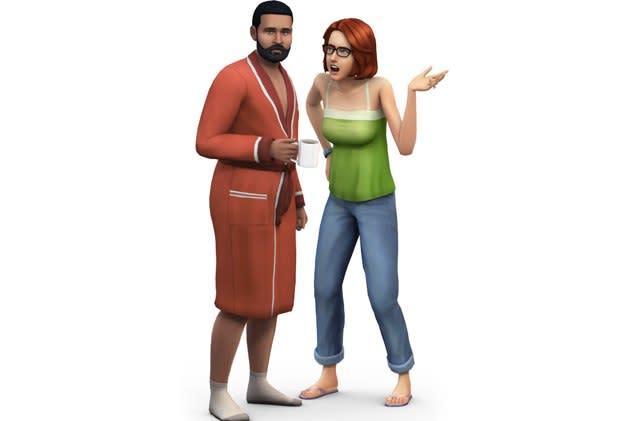 Sims 4 hasn't made a home on OS X, and I'm OK with that