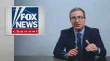 John Oliver slams Fox News and Rush Limbaugh for spreading misinformation about coronavirus
