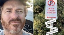 'My brain hurts': Confusing Aussie road sign baffles TikTok