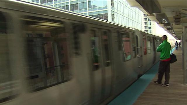 CTA eliminating private security on rapid transit