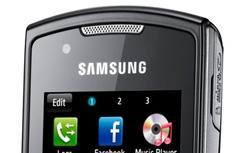 Samsung Monte now official, all the TouchWiz and Google Latitude you can handle