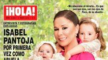 La obsesión de Isabel Pantoja con Paquirri salpica una supuesta manipulación en la portada de una revista Hola