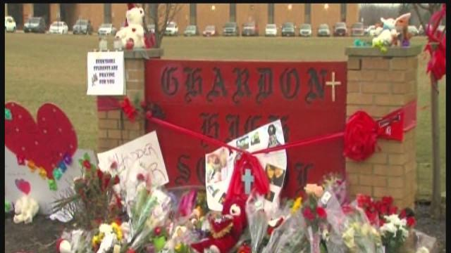 Chardon High School shooting victims' families sue United Way over Chardon Healing Fund