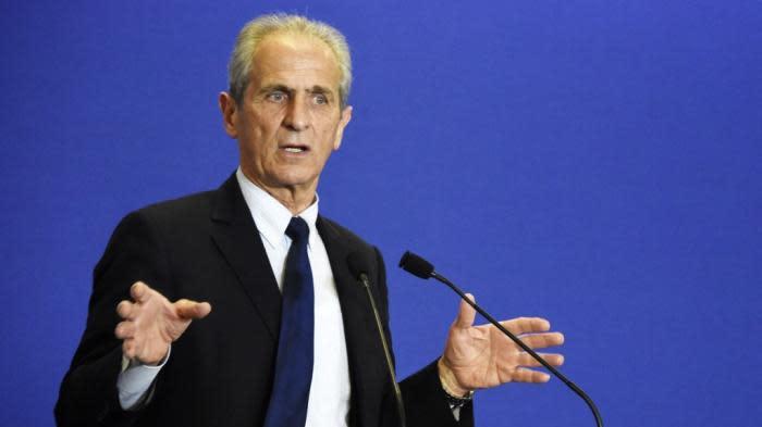 """Le maire de Toulon quitte Les Républicains face au """"rétrécissement de la ligne"""" du parti"""