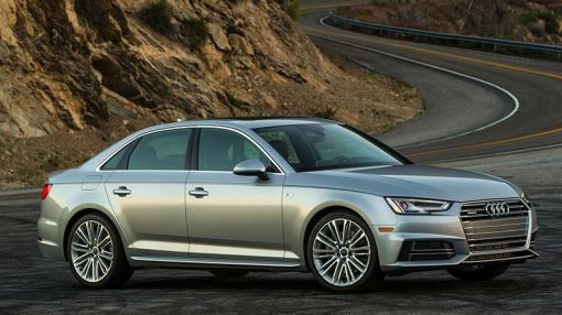 Audi Brings Back the Manual A4 and Ferrari Builds a V-8 GTC4Lusso: The Evening Rush