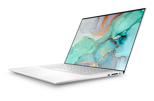 Dell's latest XPS laptops pack ray-traced graphics into the same slim frame