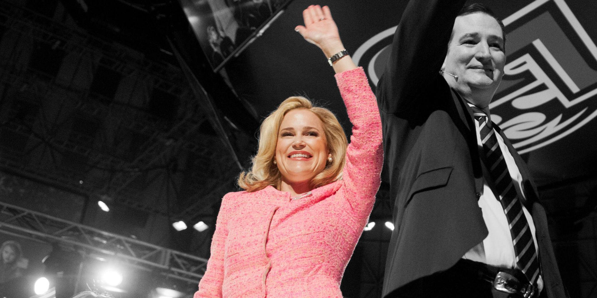 7 Things You Need To Know About Heidi Cruz, Sen Ted Cruz -3940
